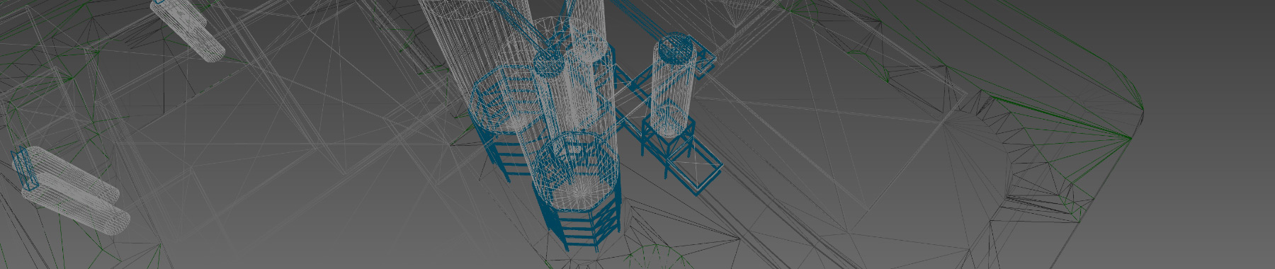 3D-Model Druckwärmespeicher